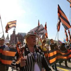 У Москві люди з георгіївськими стрічками напали на учасників церемонії нагородження школярів у Будинку кіно