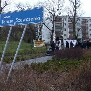 У польському Люблині не хочуть, щоб міський сквер називався іменем Тараса Шевченка