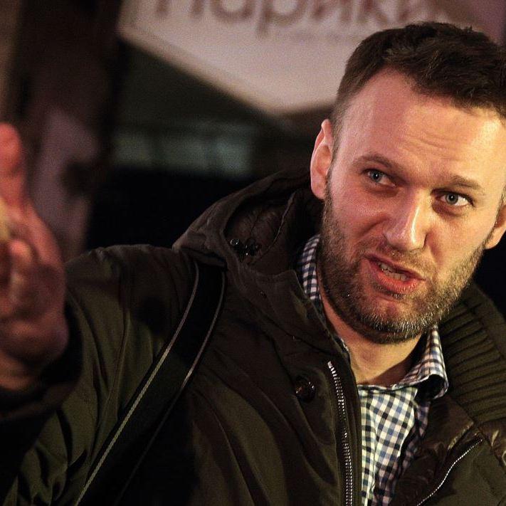 У Москві напали на Олексія Навального