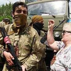 Під Луганськом конфліктують озброєні росіяни та кавказці