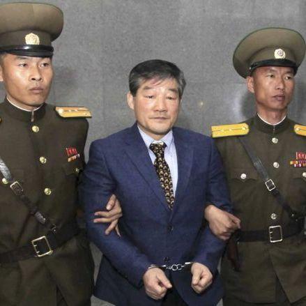У Північній Кореї американця посадили на 10 років за шпигунство