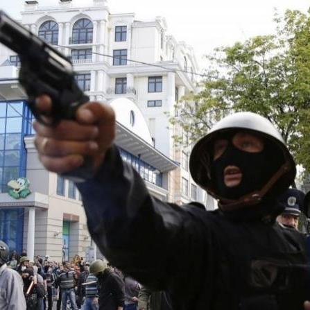 СБУ проводить обшуки у активістів сепаратистського руху в Одесі