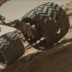У NASA зробили панорамні знімки Марсу (відео)