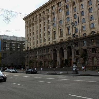 Центр Києва на травневі свята стане пішохідним