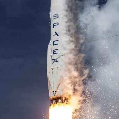SpaceX посадила ракету на плавучу платформу (відео)