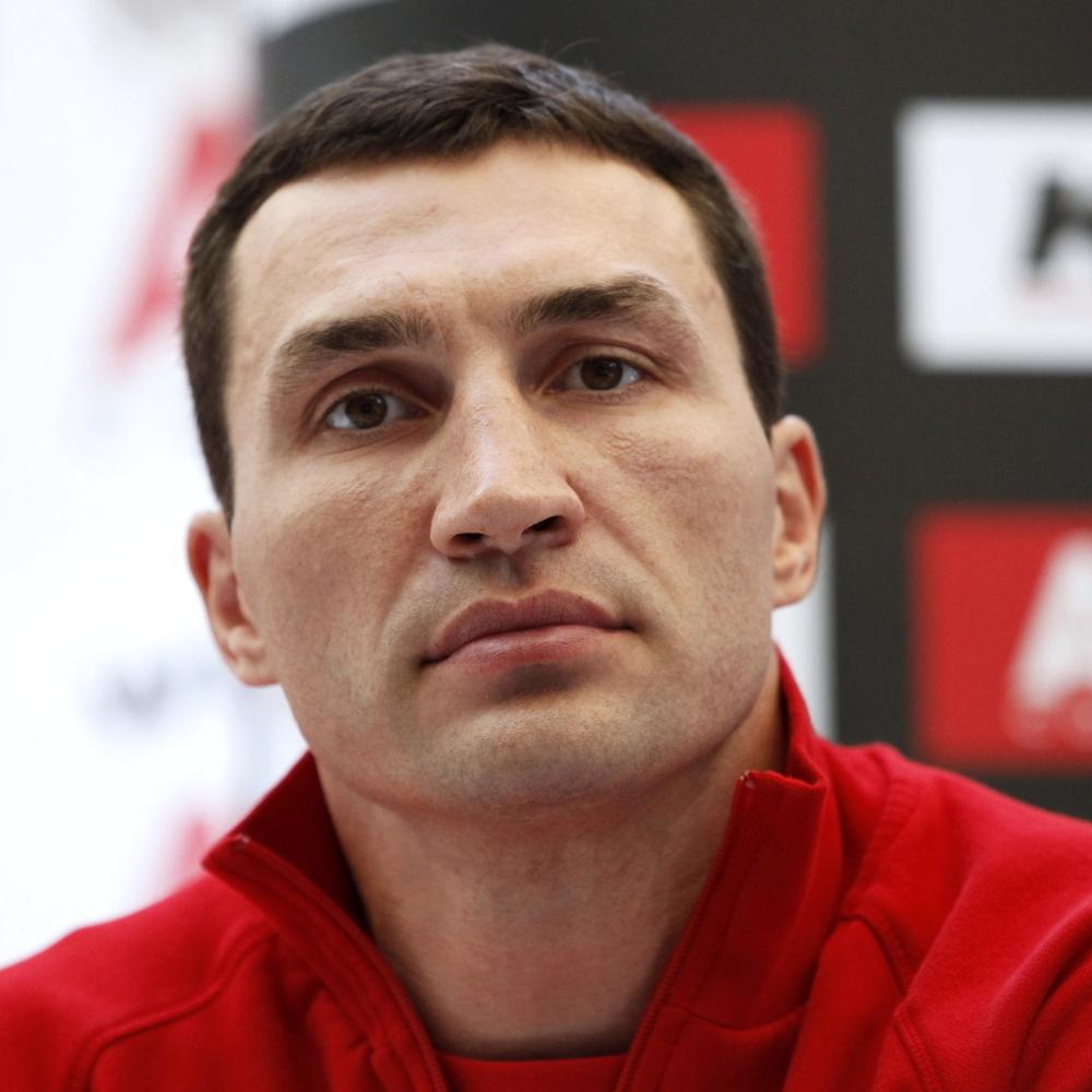 Кличко заявив, що їх поєдинок з Ф'юрі буде останнім для британця