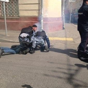 Напад на посольство України в Москві був кваліфікований як хуліганство