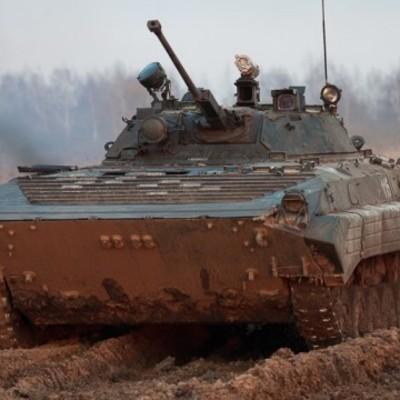 Бойовики отримали чергову партію військової техніки з РФ