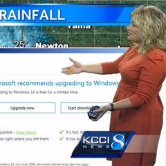 Windows зіпсувала прогноз погоди (відео)