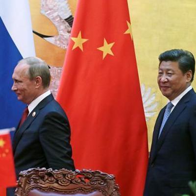 Усе для «друга»: Росія хоче перекидати прісну воду до Китаю