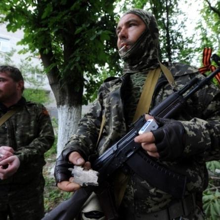 Після свят бойовикам «ЛНР» знову примарились «іноземні найманці» серед бійців ЗСУ