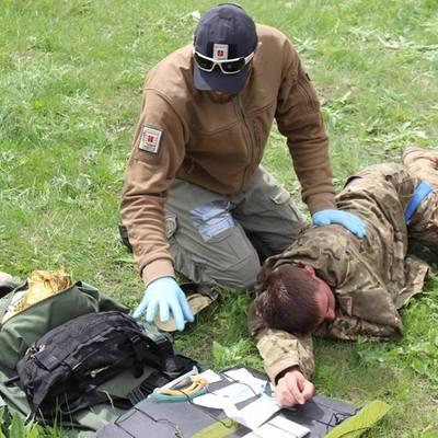 Українські військові проходять навчання за стандартами НАТО (ФОТО)