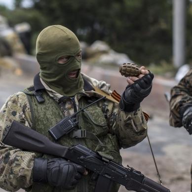 Бойовики обстріляли з гранатометів позиції ЗСУ в районі Авдіївки та Луганського
