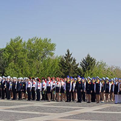 Завтра у Києві  відбудуться урочисті заходи для молоді з нагоди Дня перемоги
