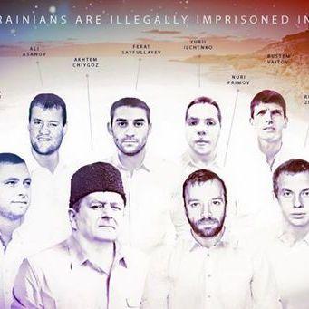 Джемілєв оприлюднив список кримських татар - в'язнів ФСБ