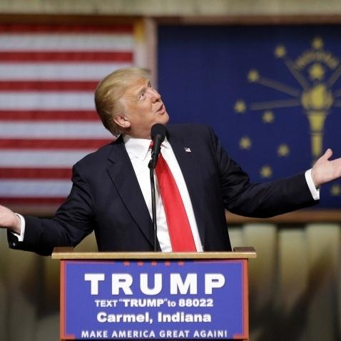 Близько половини американців готові голосувати за Трампа, аби не виграла Клінтон - опитування