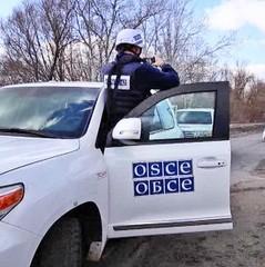 ОБСЄ виявила біля Луганська сховані бойовиками 25 танків