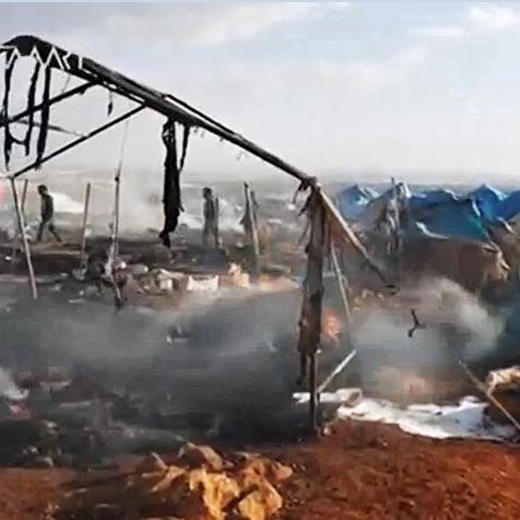 У Міноборони РФ прокоментували смертельну атаку на табір біженців у Сирії