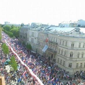 У Польщі пройшли масові акції опозиції (фото)