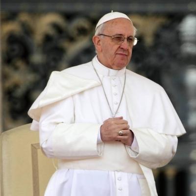Папа Римський привітав жінок з Днем матері