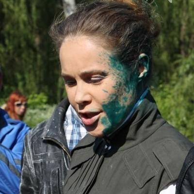 У Слов'янську сталися масштабні сутички, нардепа полили зеленкою