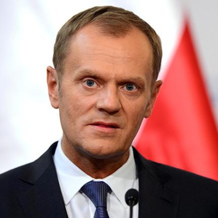 Туск анонсував посилення санкцій проти Росії