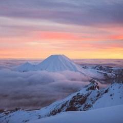 Фотограф проїхав 15000 миль по Новій Зеландії, щоб зробити ідеальні знімки (ФОТО)