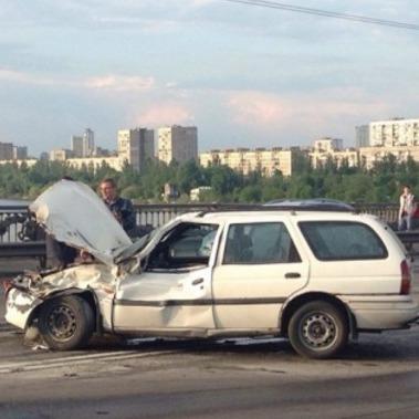 У Києві через ДТП утворився багатокілометровий затор