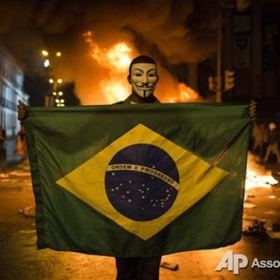Бразилія протестує проти імпічменту