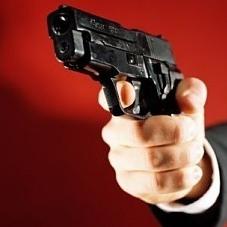 У Києві чоловік стріляв у патрульного