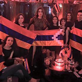 На Євробаченні Вірменія провокувала Азербайджан прапором Нагірного Карабаху