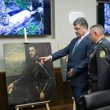 Знайдені в Україні картини з Верони вкрали на замовлення колекціонера з Чечні