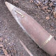 На Харківщині вибухнув артилерійський снаряд, загинув чоловік