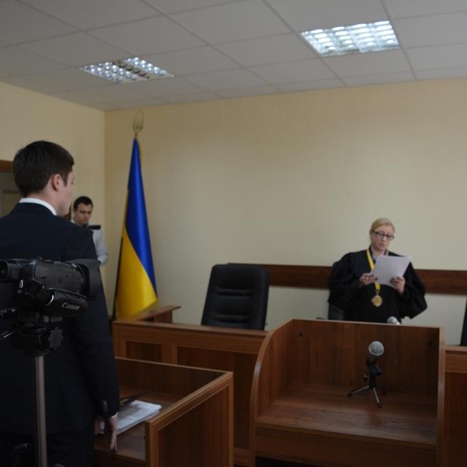 Київський суд відмовився визнати факт збройної агресії Росії проти України