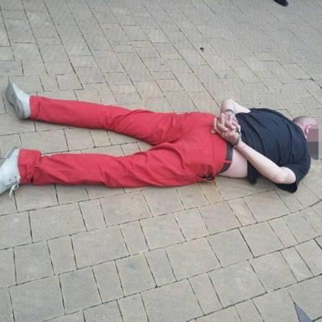Мешканець Закарпаття носив у штанях рекордну партію кокаїну