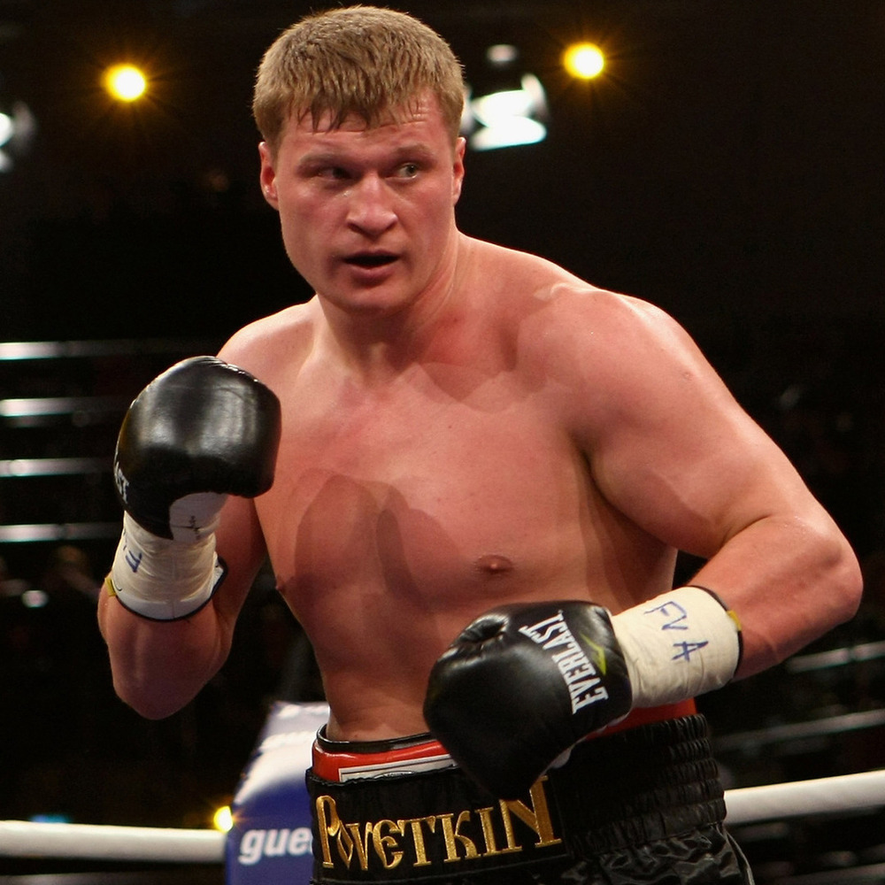 Російський боксер Повєткін здав позитивний допінг-тест