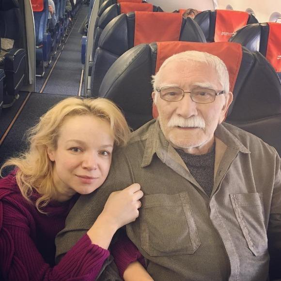Молода дружина Армена Джигарханяна розповіла про суперечки з чоловіком