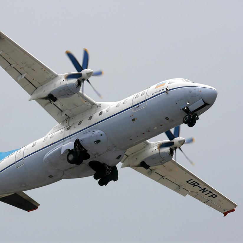 Росія хоче український літак
