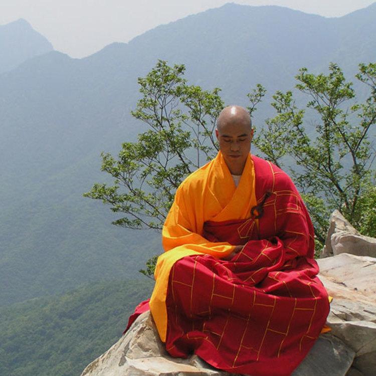 Буддійського монаха зарубали прямо у храмі