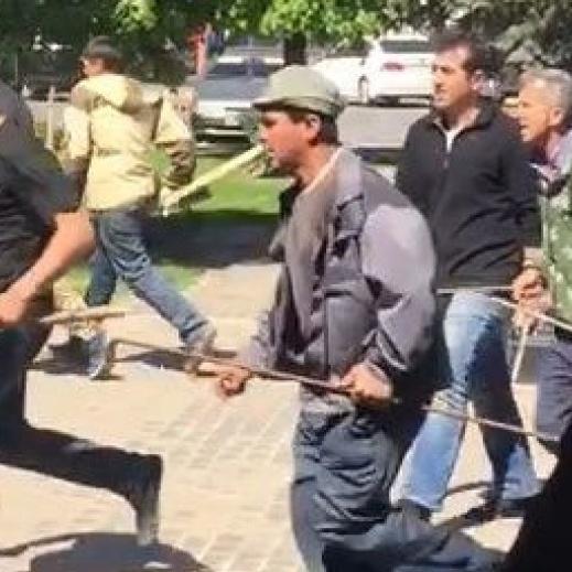 Московська поліція знайшла винуватців бійки
