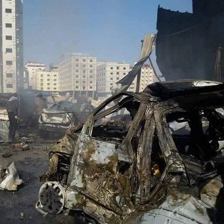 У Сирії стався теракт