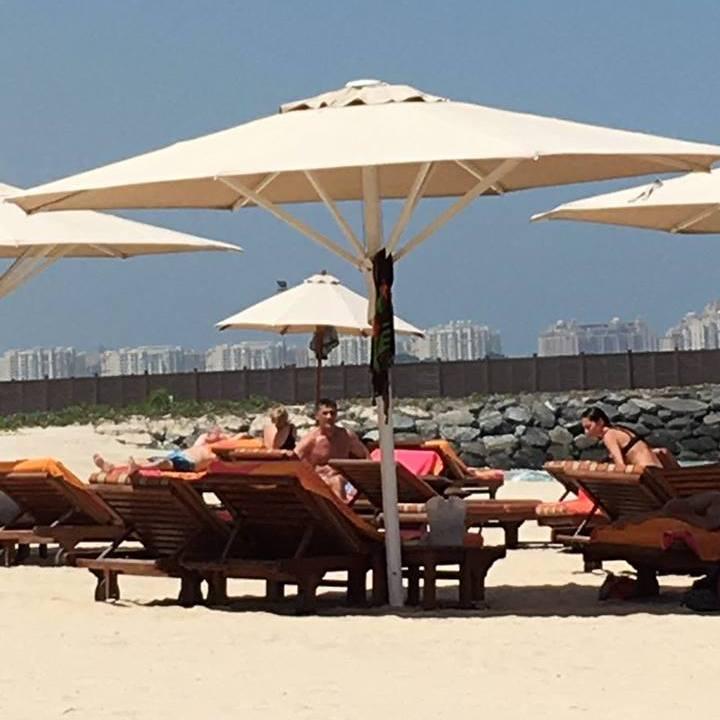 Екс-Генпрокурор Ярема відпочиває у коштовному бунгало в Дубаї (фото)