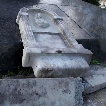 У Полтаві знищили меморіал Небесної сотні