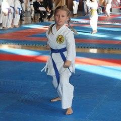 Девятирічна українка – чемпіон Світу з карате