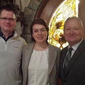Вечеря у ресторані Торонто: візит міністра освіти до Канади спричинив скандал
