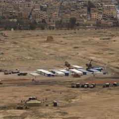 Російські військові будують базу на території Пальміри, - ЗМІ