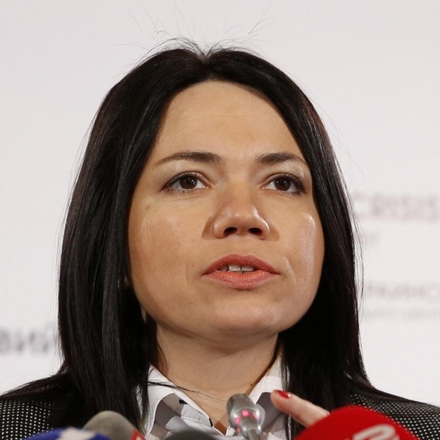 Сюмар вибачилась перед депутатами «Свободи» за недостовірну інформацію про офшори