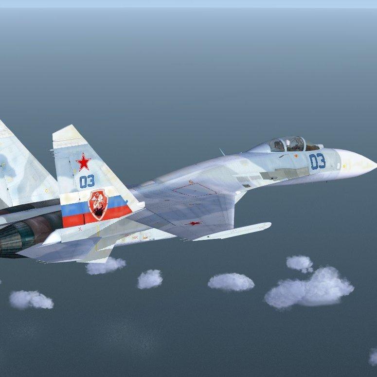 Британські ВПС перехопили російські винищувачі