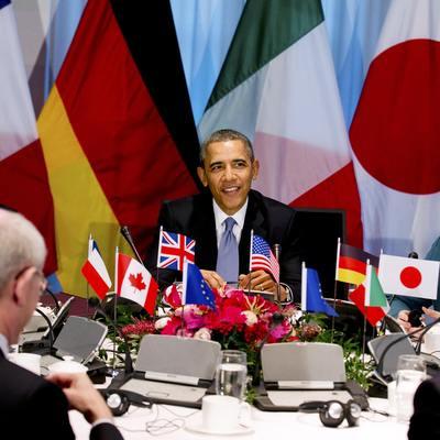 Україна - головна тема саміту G7 в Японії