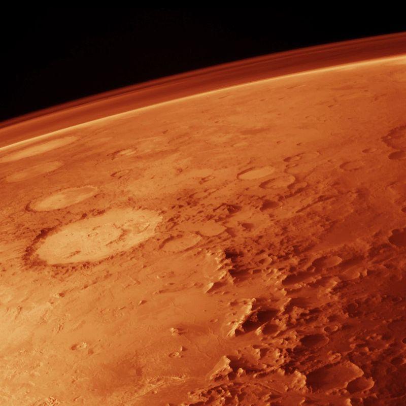 На Марсі роздивилися «хвилі Гіпербореї» (ФОТО)